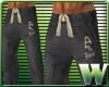 *WW* AF Sweat Pants Gray