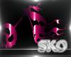 *SK*Rocker Motor Deco