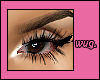 𝙒. > brown eye