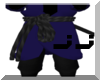 Blue Sasuke pants 1