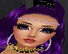 headBand Chain Purple