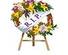 RIP Funeral Flower