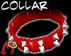 DblStud Collar Red
