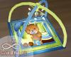 $ Liz Baby Twins Playmat