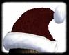 {D} Red Santa hat