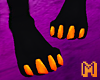 🅜 TREAT: claws foot m