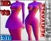 BBR BM HD Double Dress
