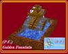 (P.C.) Golden Fountain