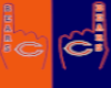 Bears Foam Finger