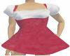 red yumi dress