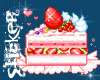 ^-^ Kawaï Strawb Cake