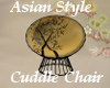 (VS) Asian cuddle chair