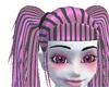 Pink Bunny Hair