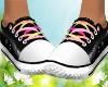 Kid Spring Zebra Sneaker