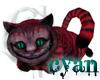 *c* Cheshire Cat Red