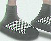 Checker Sandals