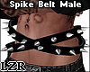 Spike Belt Male