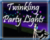 Twinkling Party Lights