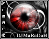 [dj] sparkle eyes blood