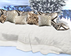Winter's Love Day Bed