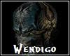 Wendigo Bald No Hair