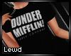 𝓛 | Dunder Shirt