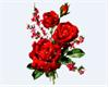 red roses (ani)