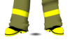 [B] Fire Fighter Boots