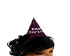animated bday hat