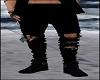 Black Ripped Pants II