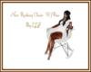 NiceRocking Chair W/Pose