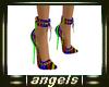 as shoes arc en ciel