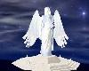 Arch Angel Statue Big