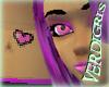 `V` Pink&Black Tat Skin