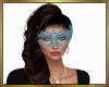 Mystery Blue Mask