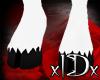 xIDx Black SplitHooves M