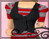 {ss}Stripedshirt+gilet R