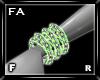 (FA)WristChainsOLFR Grn2