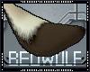 [B] ± Brown Wolf Tail