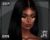 !E! Joisha Wig BLACK