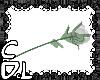 CdL Glass Rose [WHITE]