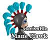 Mane Hawk Derivable