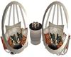 Pond Chillax Chairs