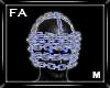 (FA)ChainFaceOLM Blue2