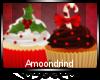 AM:: Christmas Cupcakes