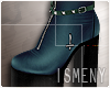 [Is] Conjurer Witch Shoe