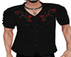 [PA]Black Western Shirt