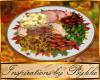 I~Harvest Dinner Plate