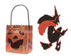 Halloween bag and Witch