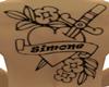 Simone Tattoo